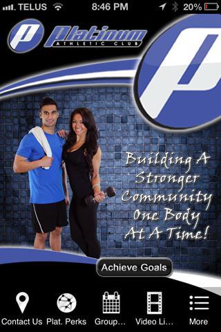 Platinum Athletic Club