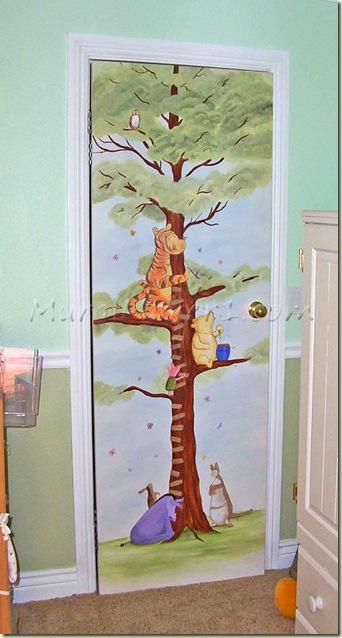 Tree Murals Just Paint It Blog