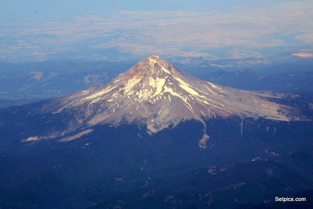 Fotos Gratis Montañas volcán nevado