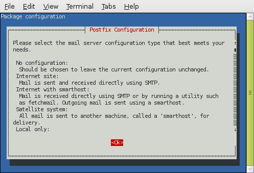 Postfix Mail Server Configuration In Ubuntu Step By Step