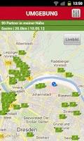 Screenshot of Dresden For Friends
