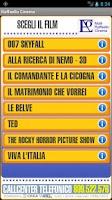 Screenshot of Webtic Raffaello Cinema