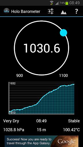 Holo Barometer