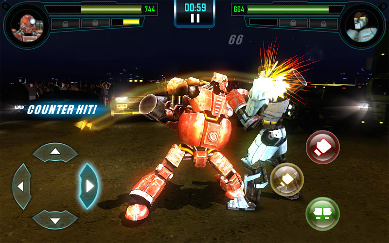 Real Steel World Robot Boxing Screenshot 17