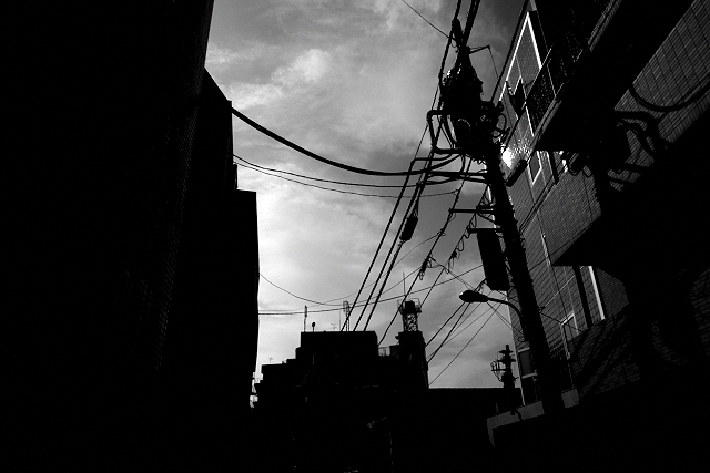 Shinjuku Mad - Subjected to reflection 05