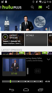 Hulu - screenshot thumbnail