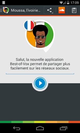 Voix Moussa l'ivoirien fra.
