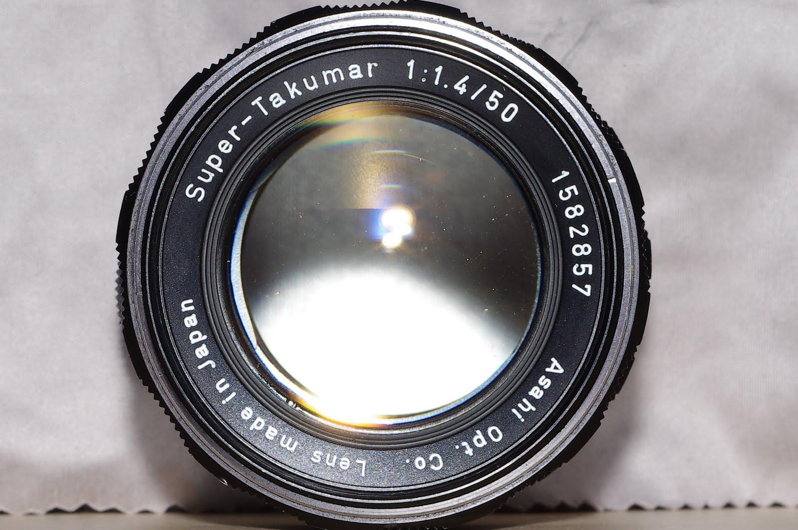 photo dialectic: Super Takumar 50mm f1 4