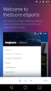 theScore eSports - screenshot thumbnail