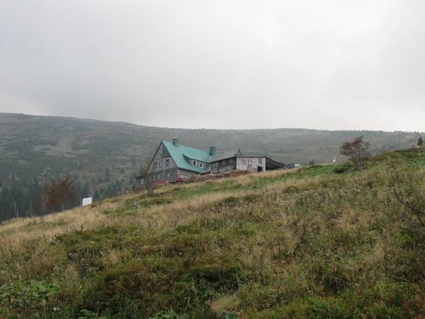 Schronisko pod Łabskim Szczytem