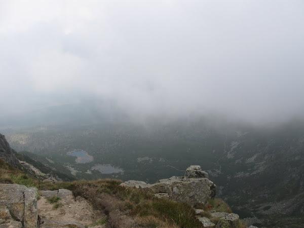 Dolina we mgle