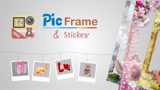 Pic Frame Sticker