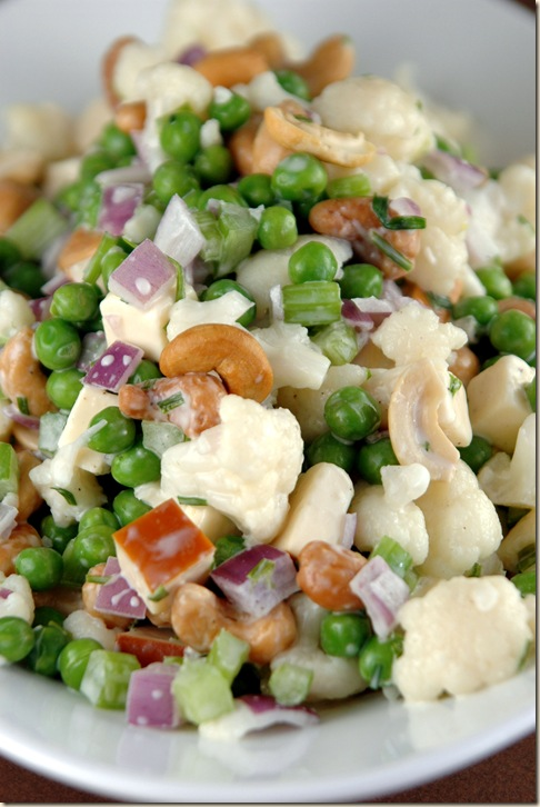 Pea Salad Recipe With Ranch Dressing