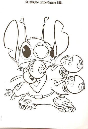 Lilo Mandalas Pintar Stitch Dibujos Tumblr Wwwperfectoimagenescom