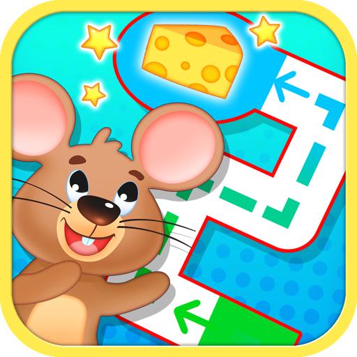 幼兒迷宮 123 HD 教育 App LOGO-APP試玩
