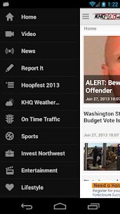 KHQ Local News - screenshot thumbnail
