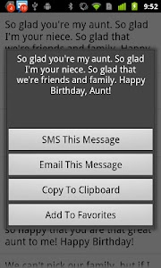 Birthday Messages screenshot 4