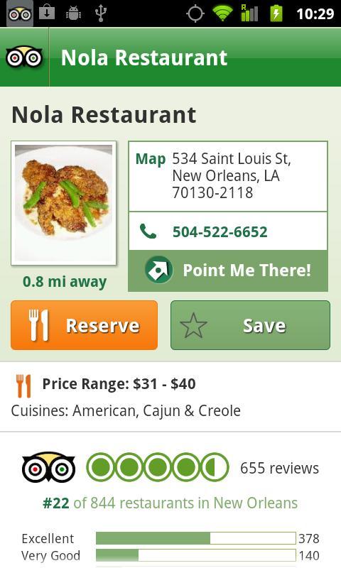 New Orleans City Guide screenshot #4