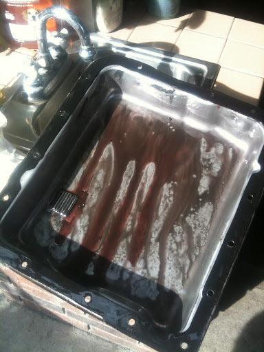 Look what I found in my tranny pan   what now? - LS1TECH