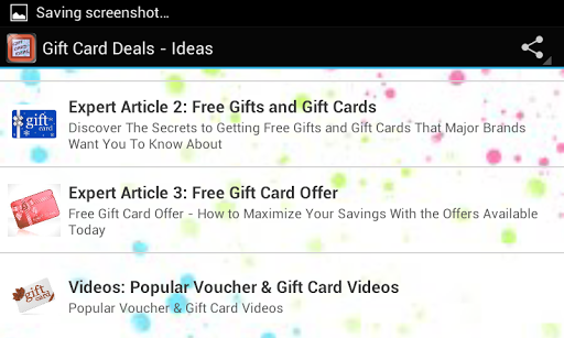 【免費購物App】Gift Card Deals - Ideas-APP點子