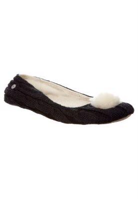 UGG Australia NIGHTENGALE Hausschuhe black:Naturino sandale
