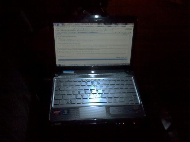 Clip On Laptop Keyboard Illumination Light