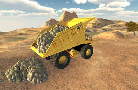 dump truck driving simulator 1.0 screenshot 55218