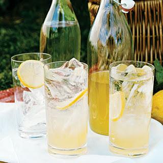 Limoncello Soda