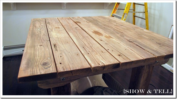 How To Weather New Wood Sweet Pickins Furniture
