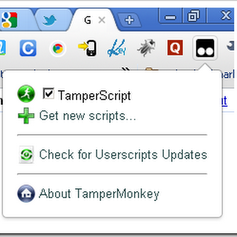 Make your GreaseMonkey script fully compatible with Chrome