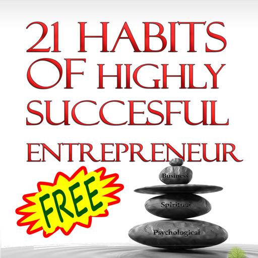 21创业习惯〜免费 書籍 App LOGO-APP試玩