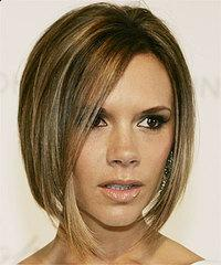 spice cut hair style posh beckham s bob haircuts the best shag 5573
