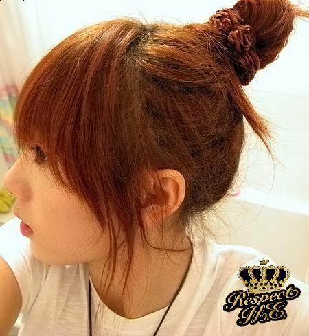 Asian Shag Hair 50