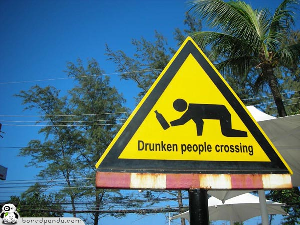 Funny Signs: 55 Funniest Signs Around The World
