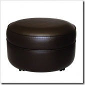Round Extra Large Ottoman