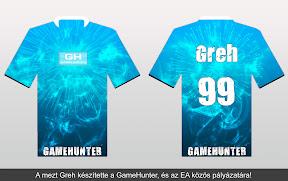 GameHunter Team  FIFA08 Meztervező pályázat 73fb6aafc1