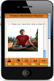 CHAKRA MEDITATION APP (Free) - screenshot thumbnail