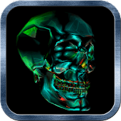 Crystal Skull Live Wallpaper