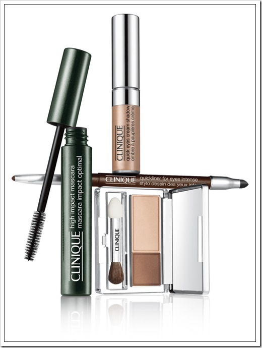Clinique eye makeup