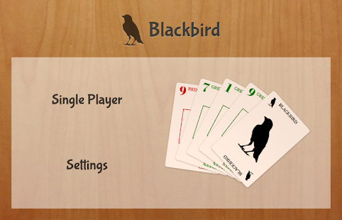 Blackbird- screenshot thumbnail