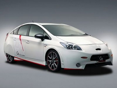 Toyota Prius has received the sports version