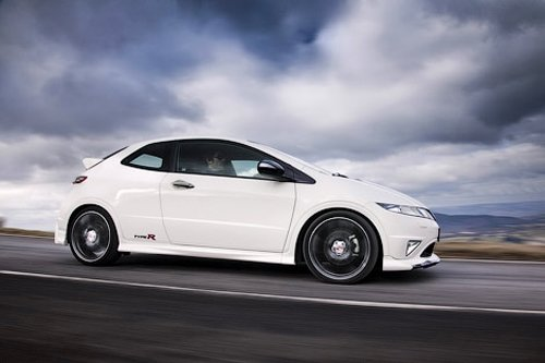 Mugen represents 200 copies of Honda Civic Type-R
