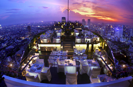 Vertigo at Banyan Tree Bangkok
