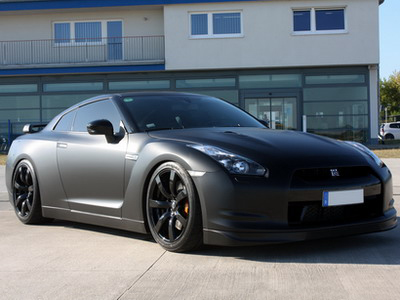 Complex tuning for Nissan GT-R from AVUS Performance