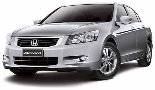 Anniversary series by Honda: Accord and Civic