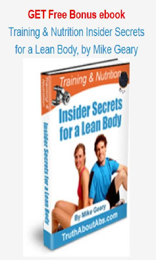 How to Get Lean Body