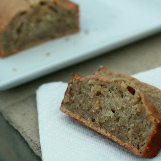 Cinnamon Honey Banana Bread