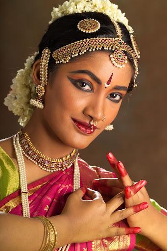 bharatanatyam makeup for kids - photo #8