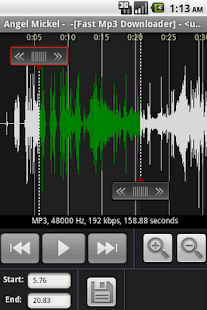 Mp3 To RingTone - screenshot thumbnail