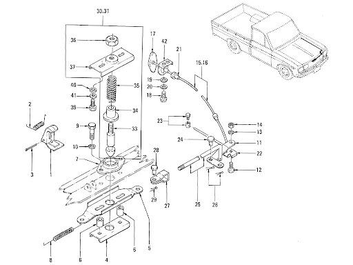 doktor dolam bbs lm r s off the e46 waiting 1953 Reo Pickup datsun pickup 520 521 parts